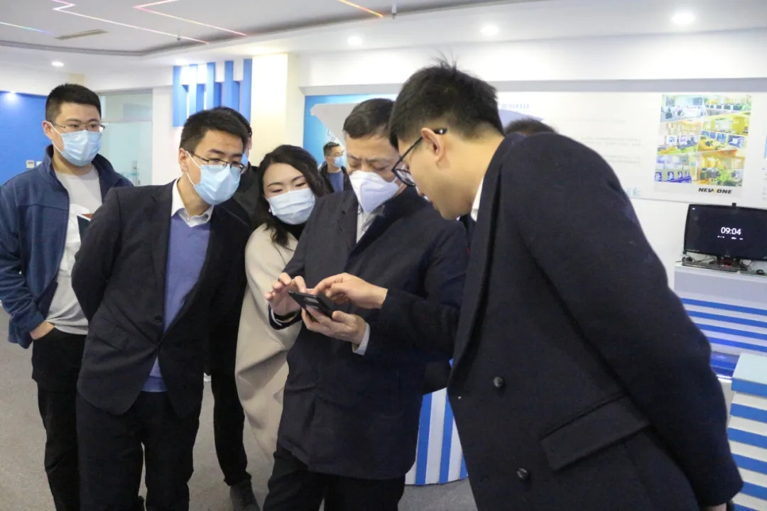 青岛中康国际医疗健康产业股份有限公司到英超 切尔西直播科技考察洽谈